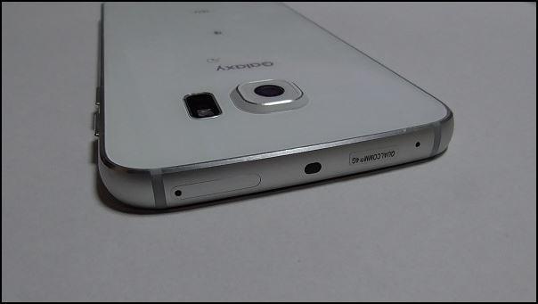 Galaxy S6 edgeでテレビ1