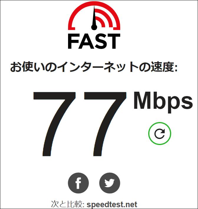 PIX-MT100 通信速度