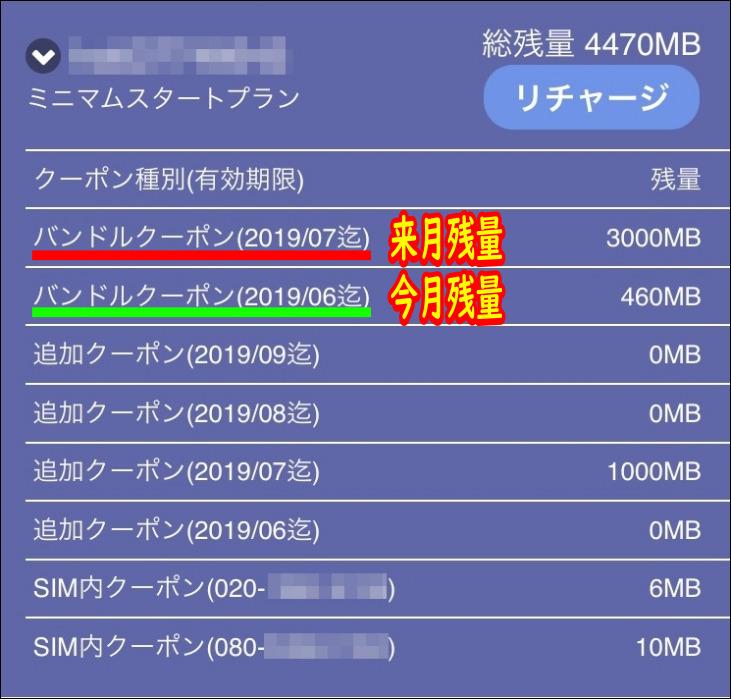 IIJmioのクーポンスイッチ『みおぽん』アプリの使い方を分かり易く解説する!
