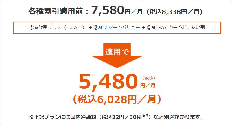 使い放題MAX 4G/5G Netflixパック (P)