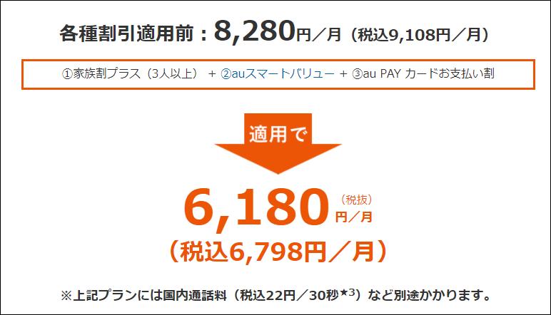 使い放題MAX 4G/5G テレビパック